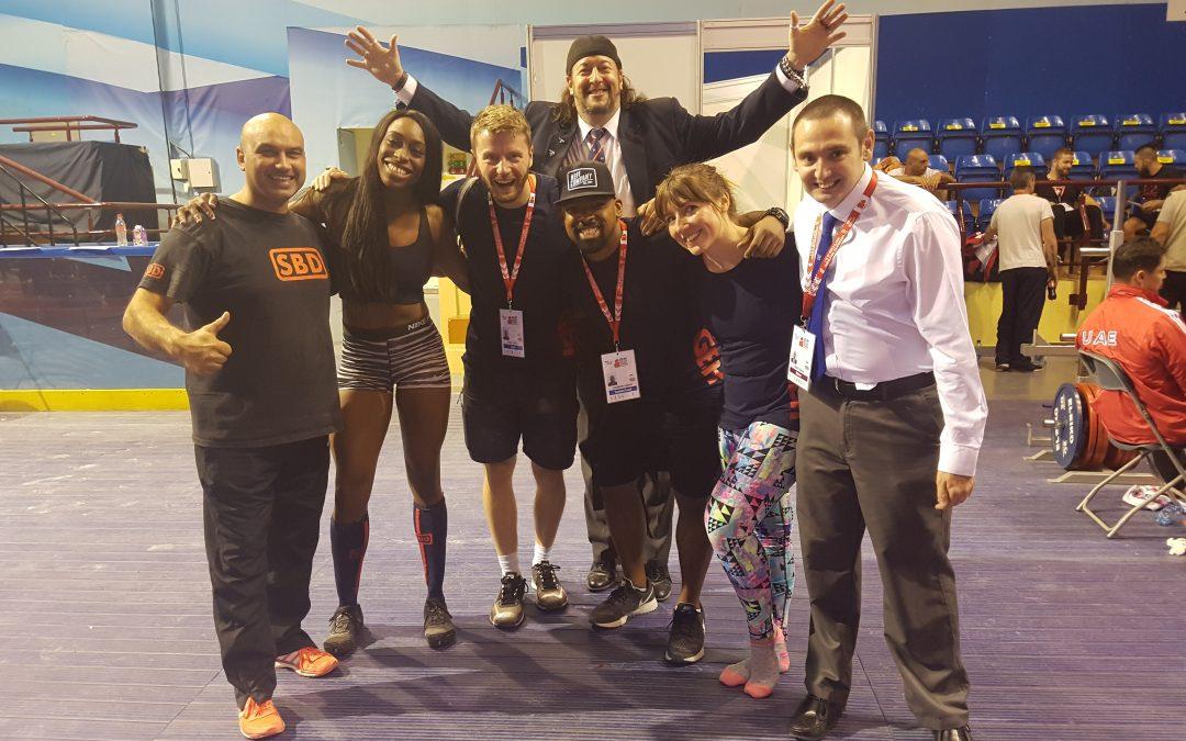 IPF WORLD CLASSIC POWERLIFTING CHAMPIONSHIPS 2017 – BELARUS, MINSK